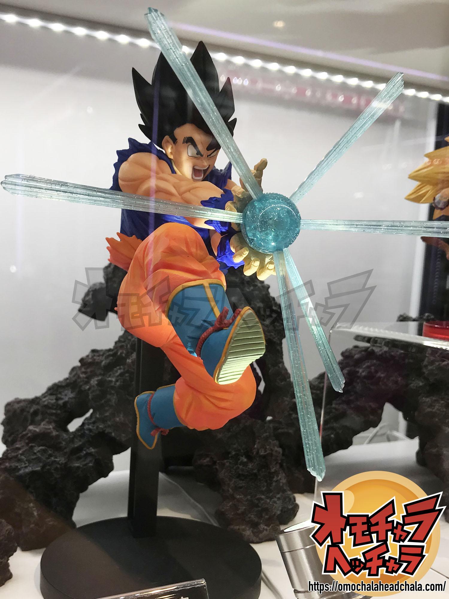 ドラゴンボールフィギュアレビューブログのG×materia THE SON GOKOU(孫悟空)