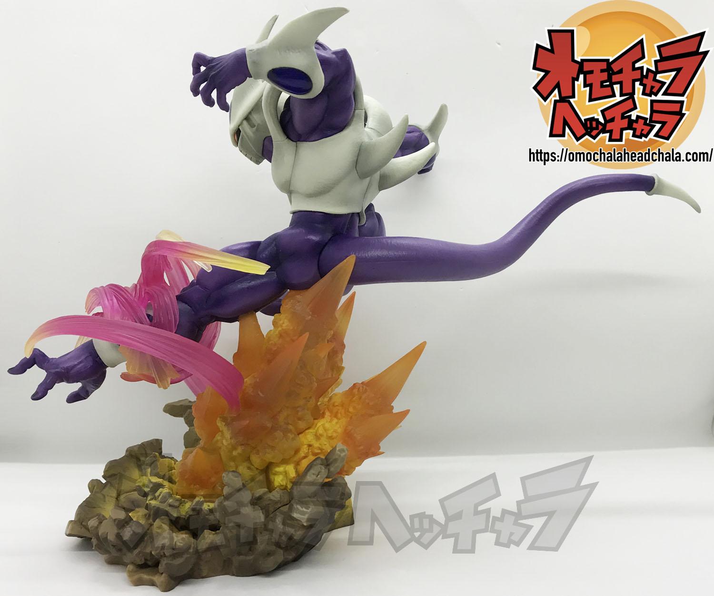ドラゴンボールフィギュアレビューブログのフィギュアーツZERO クウラ-最終形態-