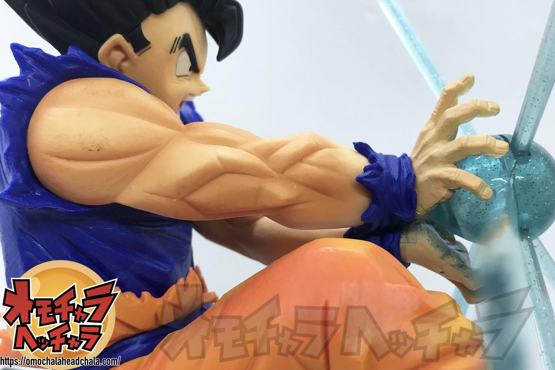 ドラゴンボールフィギュアレビューブログのG×materia(ジーマテリア)THE SON GOKOU(孫悟空)