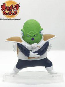 ドラゴンボールフィギュアレビューブログのプレバンHGギニュー特戦隊セット