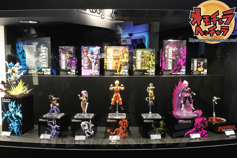 ドラゴンボールフィギュアレビューブログの魂ネイション2019海外イベント限定フィギュアーツ