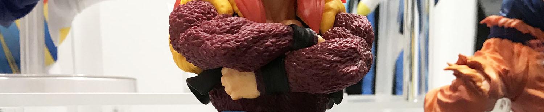 【ジャンプフェスタ2020レポート】『一番くじ ドラゴンボール Awakening warriors with ドラゴンボールZ ドッカンバトル・C賞「超サイヤ人4ゴジータフィギュア」』