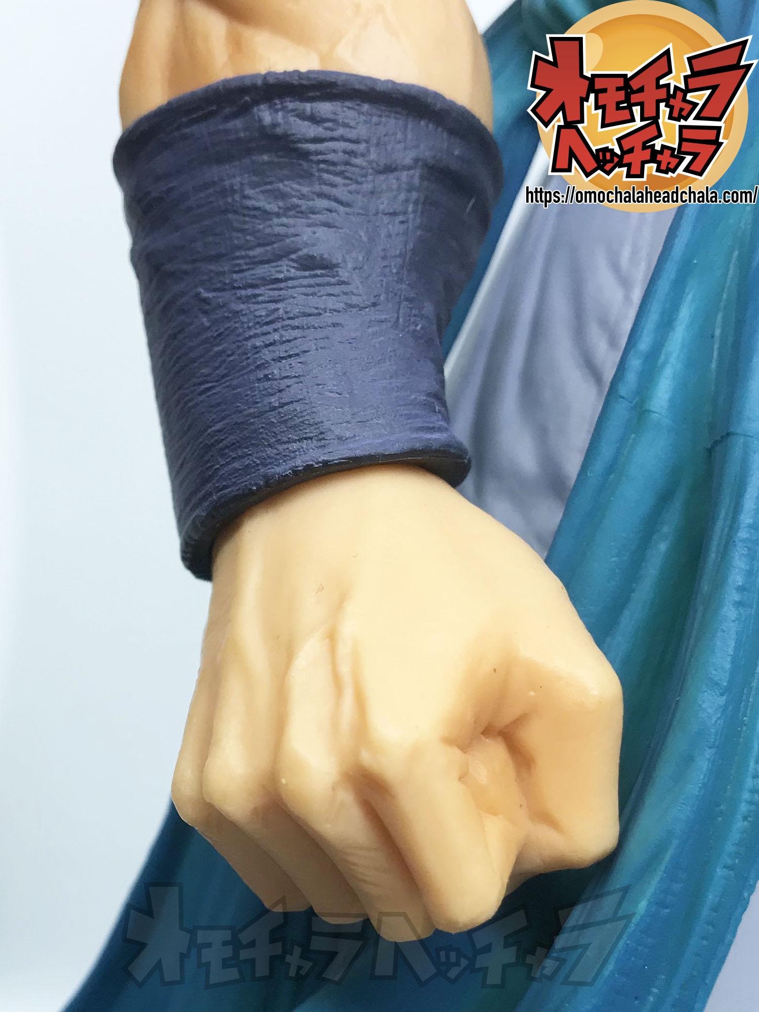 ドラゴンボールフィギュアレビューブログのアミューズメント一番くじ ドラゴンボール超 SUPER MASTER STARS PIECE(SMSP)THE GOGETATHE BRUSHⅠ賞(SSGSS)賞