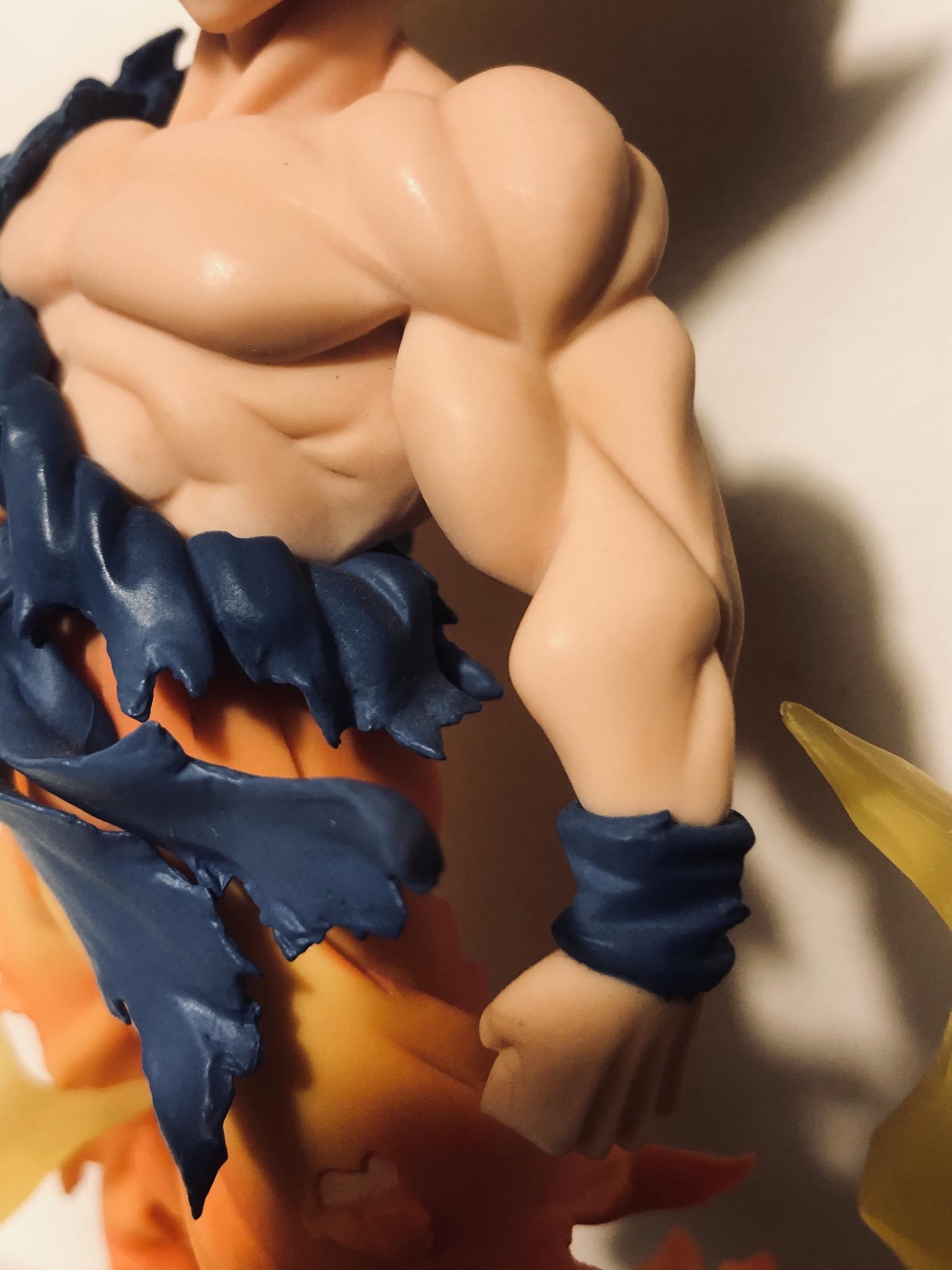 一番くじ ドラゴンボール改~最強ライバル編~A賞「超サイヤ人孫悟空」