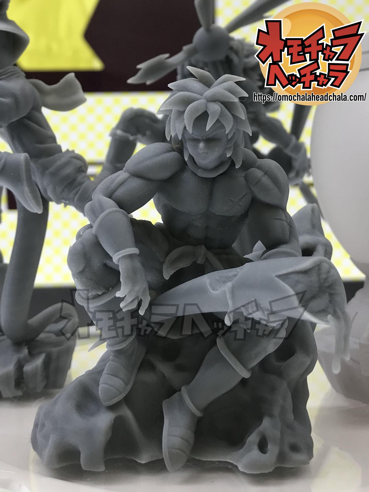 ドラゴンボールフィギュアレビューブログのドラカプ RE BIRTH 第2弾 超パワー覚醒編