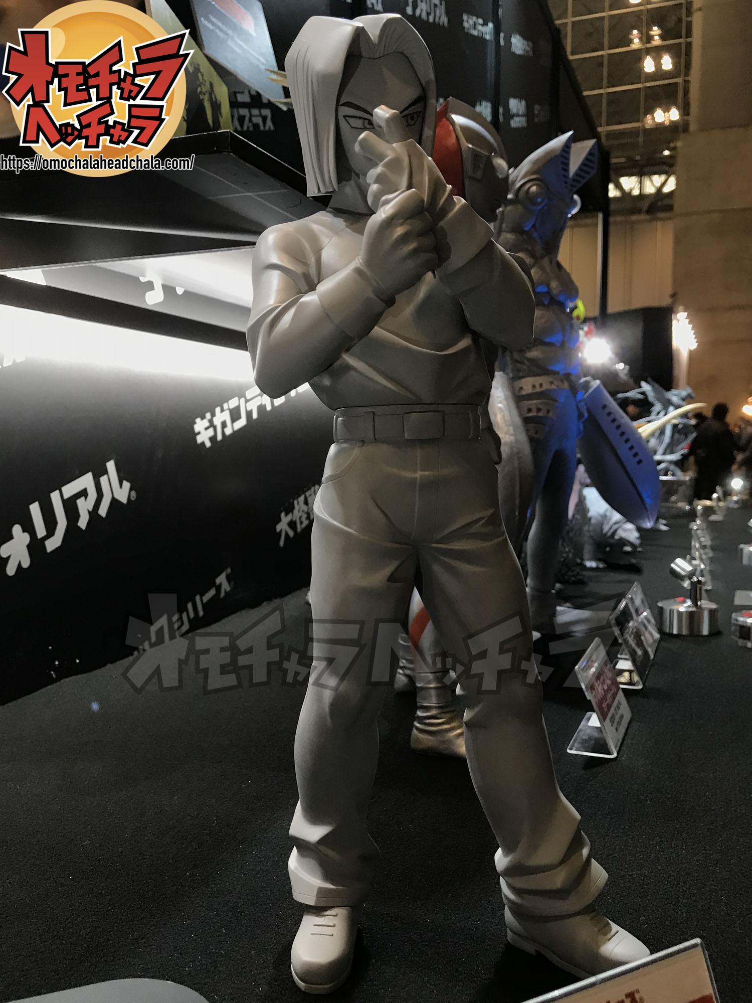 ドラゴンボールフィギュアレビューブログのギガンティックシリーズ人造人間17号