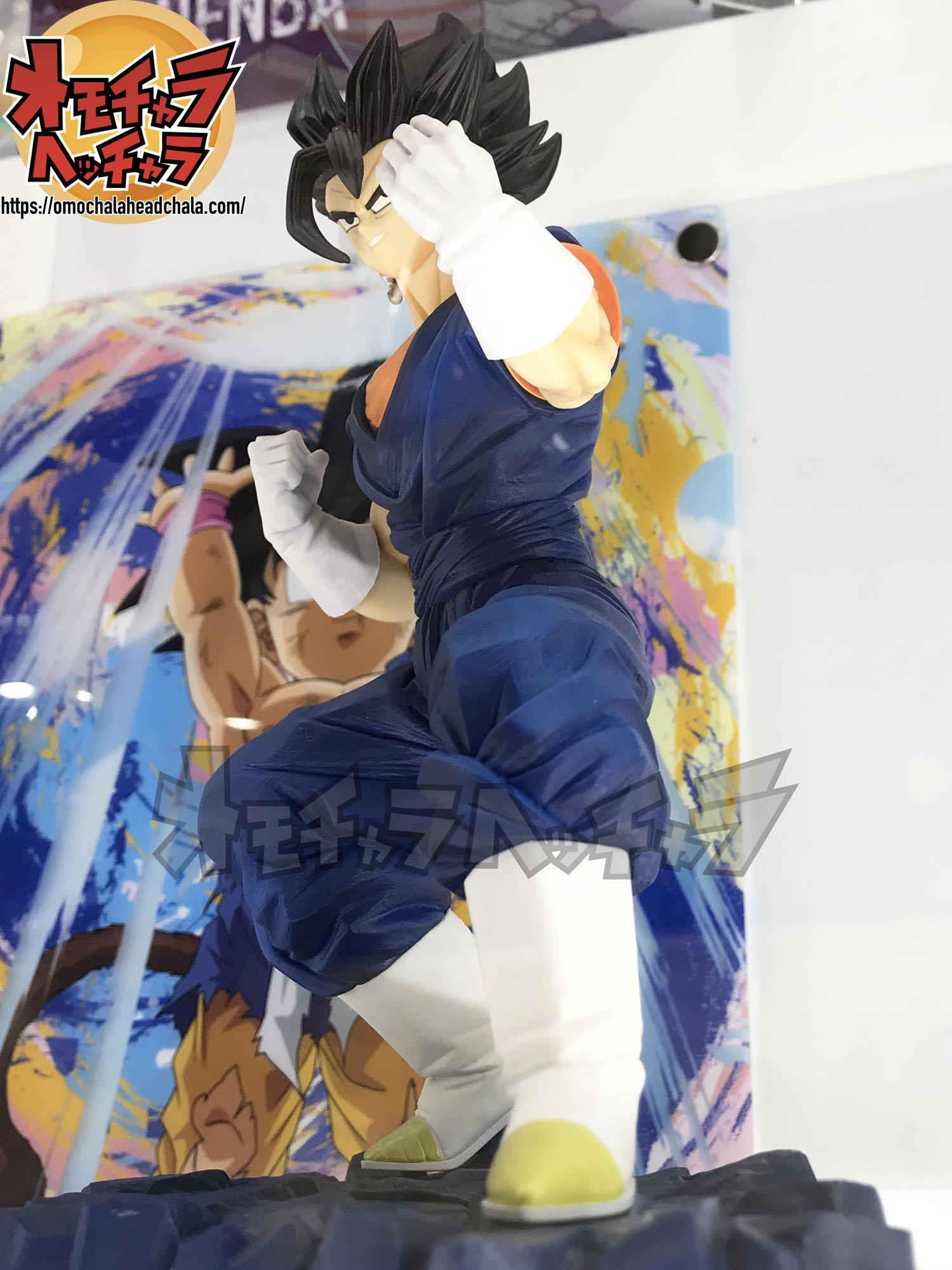 一番くじ ドラゴンボール Awakening warriors with ドラゴンボールZ ドッカンバトル ラストワン賞「ベジットフィギュア」