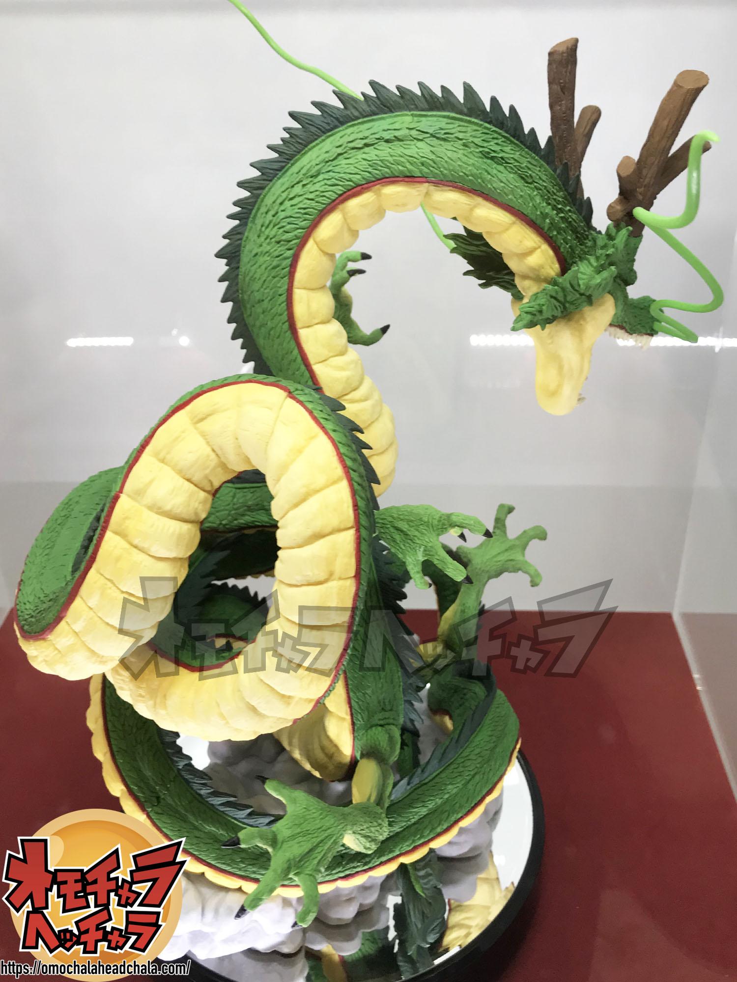ドラゴンボールフィギュアレビューブログの一番くじ ドラゴンボール ULTIMATE VARIATION ラストワン賞 神龍